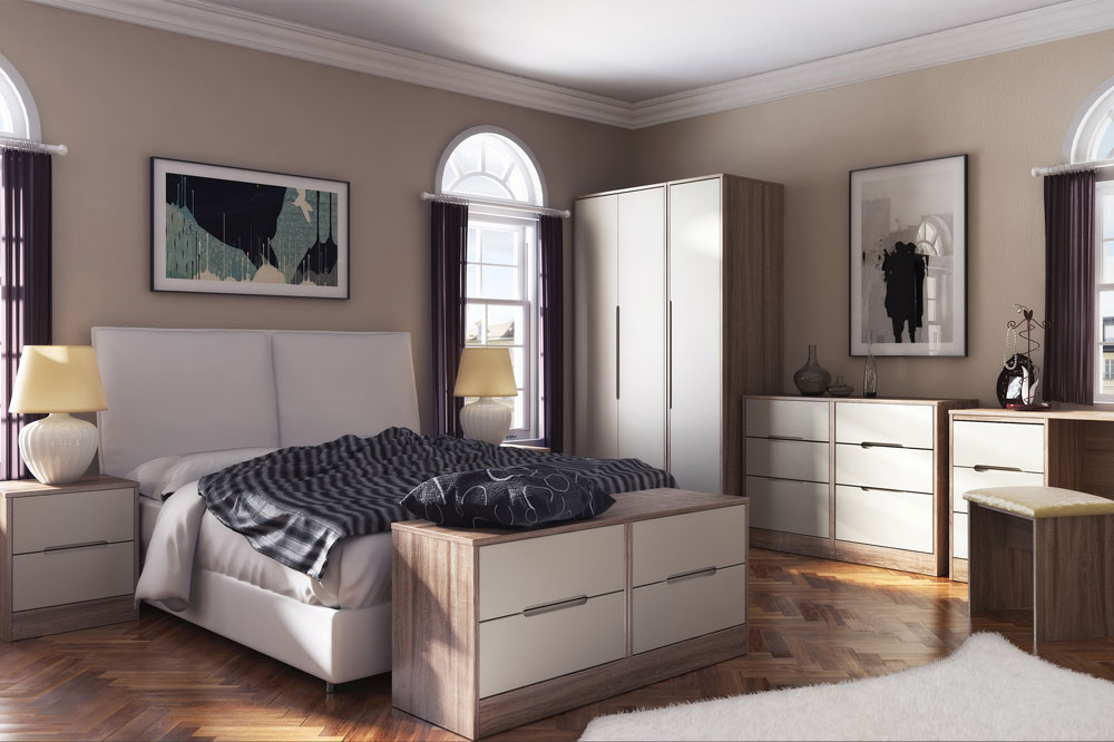 Bedroom Interior CGI