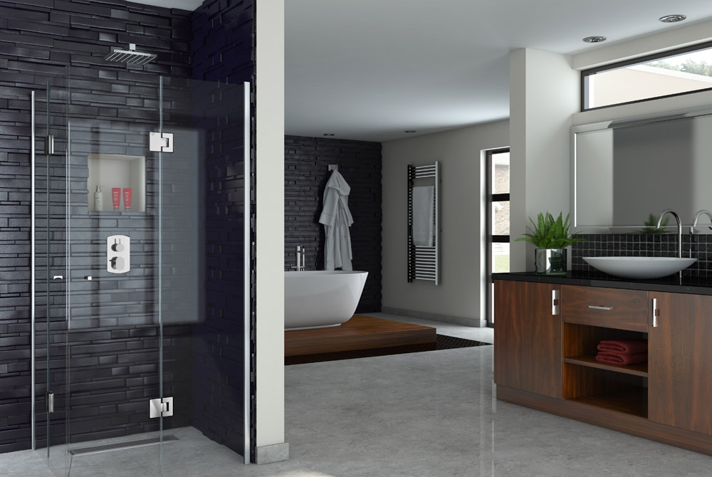 Bathroom Interior CGI