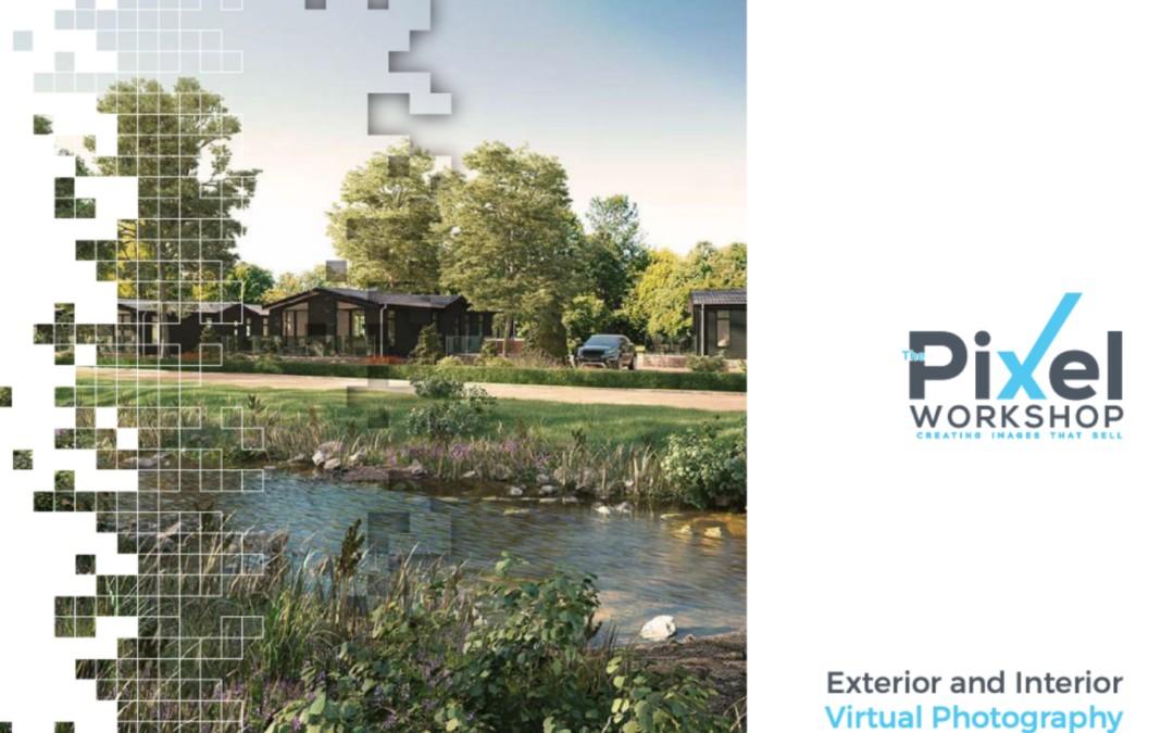 The Pixel Workshop Brochure – Showcasing 3D Visualisations for Property Marketing