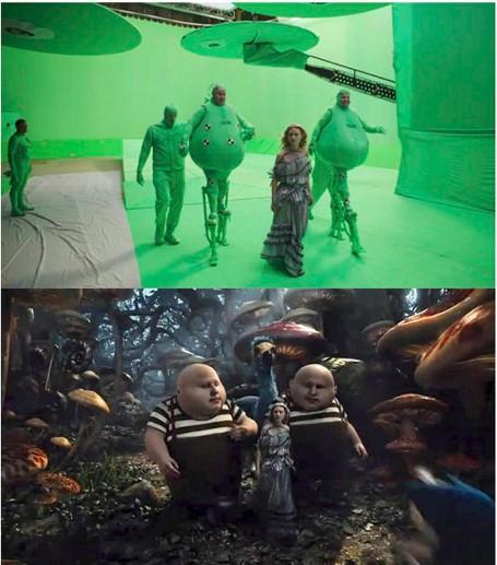 CGI and Photography