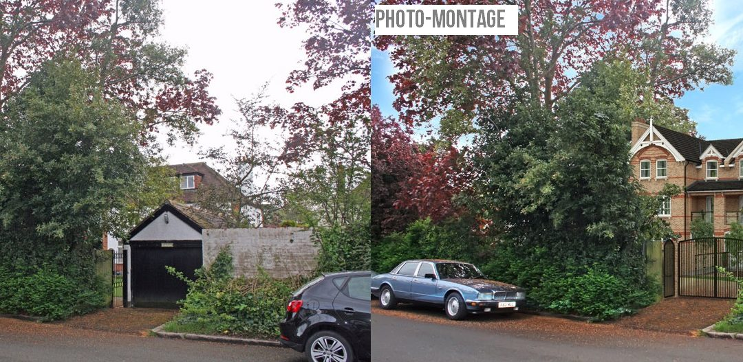 The Power of Photo Montage 3D Visualisations – From Planning Permission to Publicity