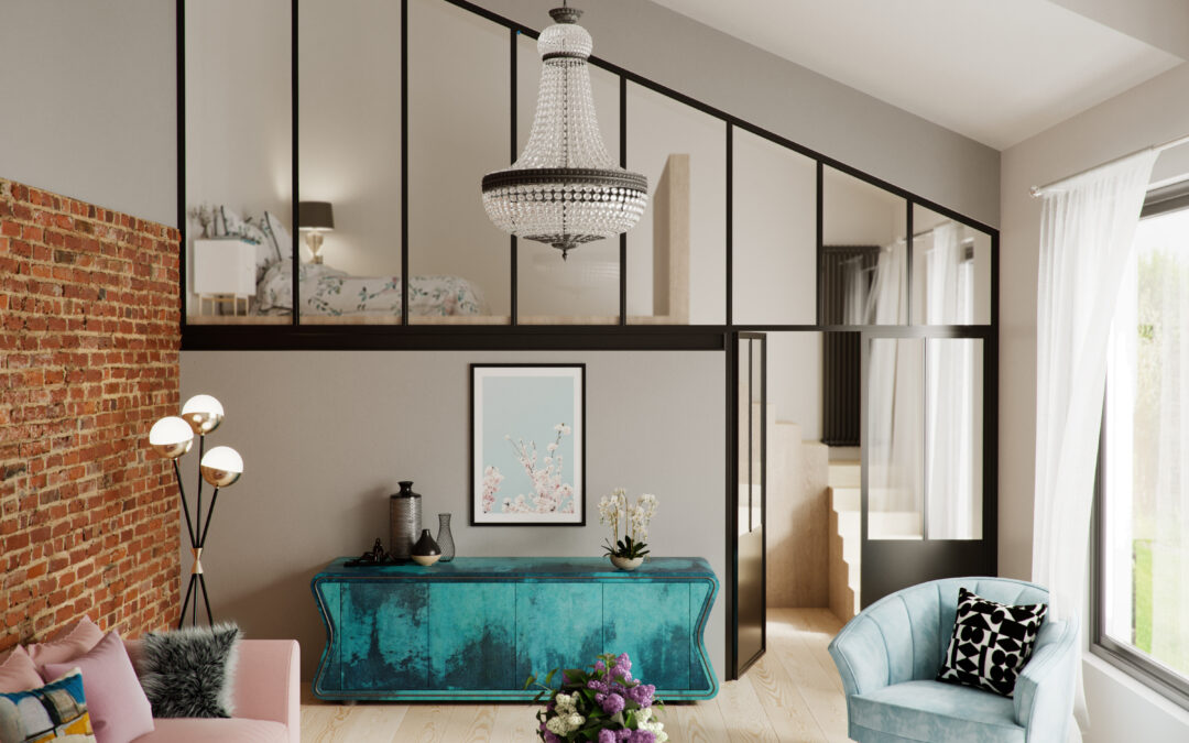 Interior CGI Images & The Value of Styling